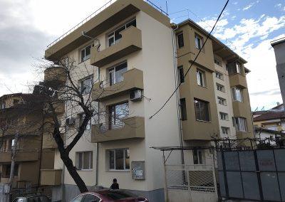 Повишаване на енергийната ефективност на жилищни сгради на територията на град Сандански